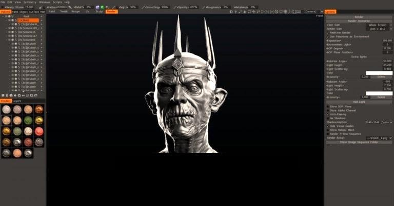 3D Coat Patch Latest version