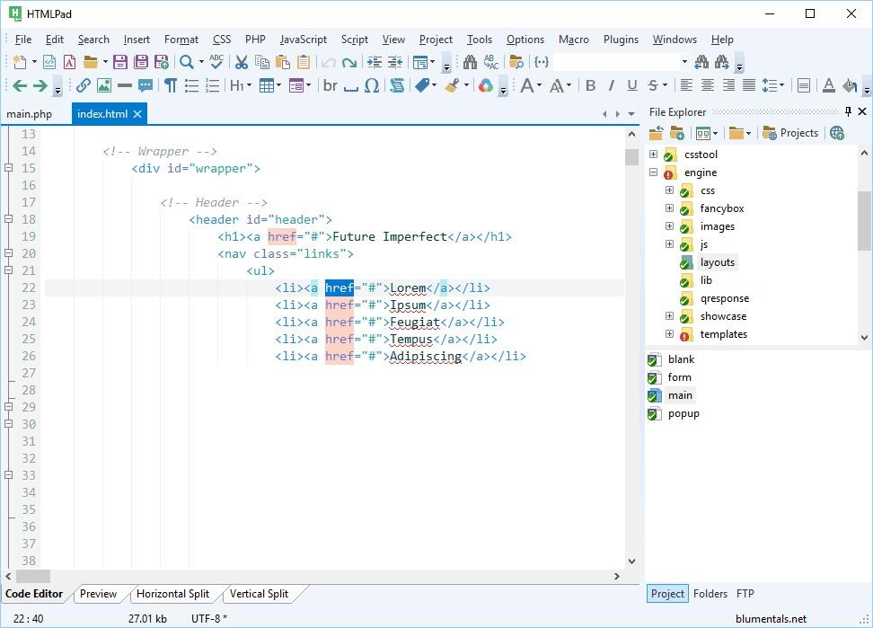 Blumentals HTMLPad Keygen