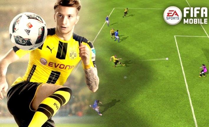 Fifa Mobile Soccer Mod