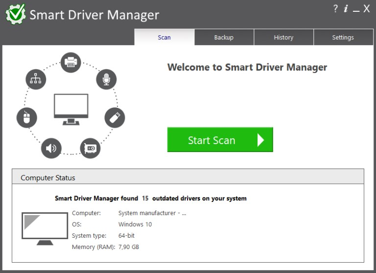 Smart Driver Manager Latest version