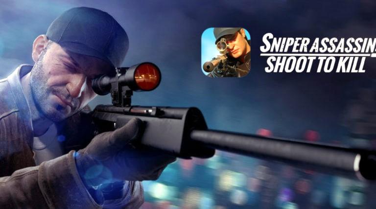 Sniper 3D Assassin Mod Game Free