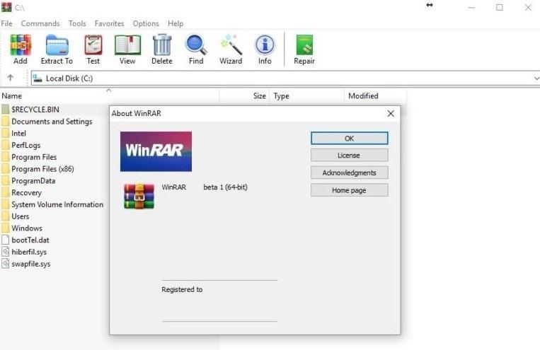WinRAR Crack Latest Version