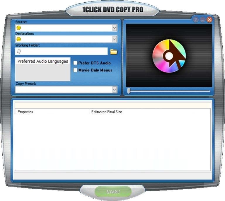 1CLICK DVD Copy Pro Patch