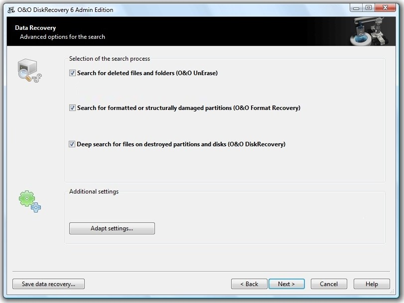 O&O DiskRecovery Latest Version