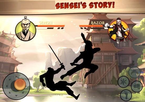 Shadow Fight Mod Latest Version